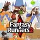 ネクソン、新作アクションゲーム『FANTASY×RUNNERS2』が6月4日にリリース決定! プロモーションビデオも初公開