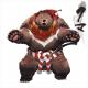 セガゲームス、『リボルバーズエイト』で事前登録数が 22万件を突破 25万突破でヒーロー「クマ」が登場