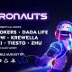 Survios、VRリミックスツール『Electronauts』がOculus Questのクロスバイに対応