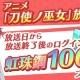 スクエニ、『刀使ノ巫女 刻みし一閃の燈火』でアニメ放送を記念してログインしたユーザーに「虹珠鋼」×100個をプレゼント
