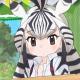 セガ、『けものフレンズ3』アプリ版カウントダウン企画として「チャップマンシマウマ(CV:Machico)」紹介PVを公開!