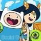 ゲームヴィルジャパン、パズルRPG『ジャマモン』でアニメ「アドベンチャー・タイム」とのコラボキャンペーンを開催