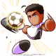 KONAMI、『実況パワフルサッカー』で「レジェンド ピックアップガチャ」を開催! 新超特「ゴールハンター」のコツを持つレジェンド選手「ロマーリオ」登場