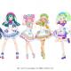 「プリティーシリーズ10周年×プリズムストーンカフェ」第7弾「ゴーゴー!マスコッツVSノンシュガー」が明日よりオープン!