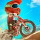 アールシェア、『アプリdeエクストリームバイク!Elite Trials』をauスマートパスでリリース