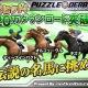 ネットドリーマーズ、競馬パズルゲーム『パズルダービー』が20万DL達成