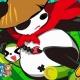 コロプラ、ランニングアクションゲーム『激走!パンダ雑技団!』のAndroid版をリリース
