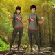 Nianticとポケモン、『ポケモンGO』でアニメのダブル主人公の一人「ゴウ」の衣装をモチーフにした着せ替えアイテムが登場!