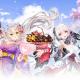 C4game、『放置少女』で新コンテンツを準備中! ティザーPVで新システムの世界観やキャラの一部シルエットを公開