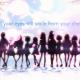リベル、『CUE!』2nd Single「beautiful tomorrow」のキャラクターMV&ジャケットイラスト公開!