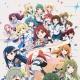 コロプラ、7月放送開始予定のTVアニメ『バトルガール ハイスクール』のキービジュアルと音楽情報を解禁