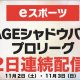 ​CyberZ、「RAGE Shadowverse Pro League 19-20 セカンドシーズン」第2節(11月2日)と第3節(11月3日)をOPENRECで配信!