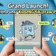Netmarble、リアルタイムソーシャルお絵描きクイズ『KOONGYA Draw Party(クンヤ・ドローパーティ)』を全世界に向けて正式リリース