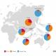 【Distimo調査】アジアが全世界のモバイルアプリ市場を牽引…アジアのモバイルアプリ市場は成長率162%