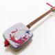 小松屋、アーティスト天野喜孝氏とのコラボで次世代三味線を発売決定! 皮部分にはオリジナルキャラ「シャウラ」をデザイン