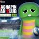 サイバード、『バーコードフットボーラー』で大人気キャラ「ガチャピン」がサッカー選手となってゲームに登場