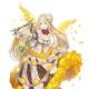ポケラボとスクエニ、『シノアリス』でラプンツェル(CV:藤田茜)の新ジョブ「ラプンツェル/ミンストレル」が登場した「花冠ノ奏楽ガチャ」を開始!