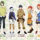 シリコンスタジオ、『パレットパレード』で「ルネサンス」キャラクターの新衣装「作業着」を公開 出演キャスト陣のサイン色紙が当たるキャンペーン第5弾も