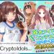 グッドラックスリー、『CryptoIdols』で開催した「かわいいアイドルコンテスト」の結果発表…優勝者には2万円相当の仮想通貨イーサリアム