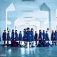 ブランジスタゲーム、『神の手』第27弾企画は欅坂46 4thシングル「不協和音」とのコラボ 景品は選抜メンバー21名の「神の手」限定クッション