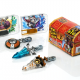 タカラトミー、レベルファイブのクロスメディアプロジェクト『スナックワールド』の玩具展開を2017年7月から開始