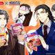 バンナム、プロモーションキャラクタープロジェクト「城崎広告」にて花王「めぐりズム」のPRプロジェクトを開始!
