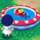 任天堂、『どうぶつの森 ポケットキャンプ』にスペシャル家具「ラコスケのプール」が期間限定で登場!