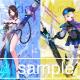 gumi、『ファントム オブ キル』×「セブン-イレブン」プリントサービスで新デザイン4種が販売開始