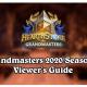 ブリザード、『ハースストーン』のグランドマスターズのシーズン2を8月14日18時から配信!