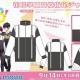 コスプレショップACOS、『A3!』に登場する花咲学園高校指定ジャージ&斑鳩 三角の私服パーカーの発売決定!