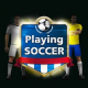 ​スーパーアプリ、HTML5のサッカーゲーム『Playing SOCCER』をInstant Gamesでリリース