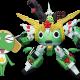 バンナム、『スーパーロボット大戦X-Ω』で「ケロロ軍曹」が期間限定で参戦決定! 抽選で1名に「KERORO魂 ケロロロボUC」が当たるキャンペーンも実施