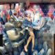「Re:ゼロから始めるラムとレムの誕生日生活2020 inマルイ」で「エミリア」「レム」の1/7スケールフィギュアの実物を展示! 等身大レムも登場