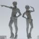 【ワンフェス17冬】ホビージャパン、『キンプリ』仁科カヅキと大和アレクサンダーバトルスーツVer.の原型を公開 『艦これ』や『FGO』の新作も