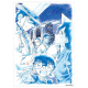 ムービック、『名探偵コナン 紺青の拳』のメモリアル商品を受注生産限定で発売 名シーンを描いたアルバム&キャンバスボード