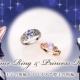 ジークレスト、『夢王国と眠れる100人の王子様』で「王子の指輪」と「トロイメア夢王の指輪」のアクセサリーを本日より予約販売開始