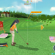 Aiming、『スマホでゴルフ!ぐるぐるイーグル』で新イベントモード「ぐるぐるクエスト」登場。幸運のティーでレアアイテムを入手しよう