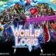 スーパーアプリ、本格RPG『ワールドロジック -ドラゴンとふたつの瞳-』を「mobage」にて配信開始