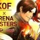 ネクソン、『Arena Masters』でSNKの人気対戦格闘ゲーム『THE KING OF FIGHTERS』とのコラボを開始 草薙京、麻宮アテナ、八神庵が登場