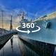 Wargaming、イギリス駆逐艦のVRツアーをGoogle Arts & Cultureで公開