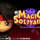 さくらソフトとフォアキャスト、『Magicソリティア~魔術士オーフェンはぐれ旅~』をサービス開始!