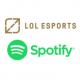Riot Games、SpotifyとLoL Esportsのグローバルイベントで提携