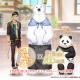 ジークレスト、『夢王国と眠れる100人の王子様』でアニメ「しろくまカフェ」コラボ企画を開催決定! 「しろくまカフェ in TAKADANOBABA」にてコラボカフェも