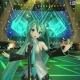 セガゲームス、VR空間でライブを楽しめる『初音ミク VR フューチャーライブ 1st Stage』を配信開始 「Weekender Girl」が聴ける無料体験版も