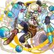 ミクシィ、『モンスト』の「メダル引き換え」に新モンスター「マンダリーヌ」が17日より登場!