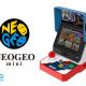 SNK、SNKブランド40周年を記念したゲーム機「NEOGEO mini(ネオジオ ミニ)」を発表! 名作・傑作タイトルを40作品内蔵