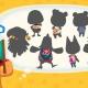 任天堂、『どうぶつの森 ポケットキャンプ』に近日新どうぶつが登場へ 7人のシルエットを公開