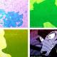 AI開発企業のrinna、AI技術で自動生成した絵画とパターンデータがTVアニメ『BEASTARS』第2期のOP背景画に採用