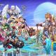 ローズオンラインジャパン、新作MMORPG『ローズオンライン 夢見る女神と星の旅路』の配信を開始!