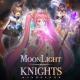 カセゲー、稼ゲー対応の新作ゲーム『ムーンライトナイツ』の事前登録を開始 5月リリース予定のキャラクターコレクト系ターンベースRPG